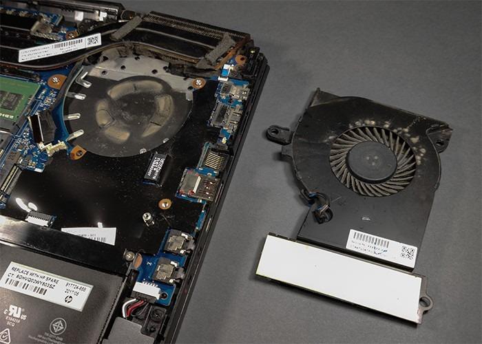 09c Guía de sobrecalentamiento de la computadora portátil