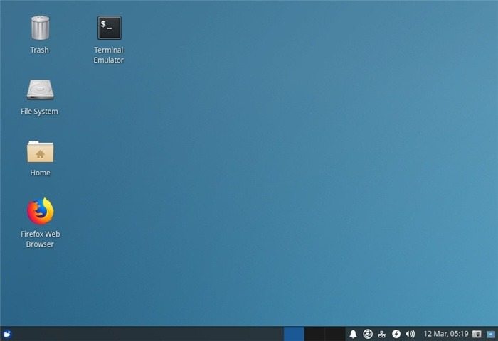 Reinicie Ubuntu Desktop Xfce Un escritorio más simple
