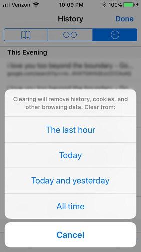 iphone-safari-borrar-historial-de-navegación