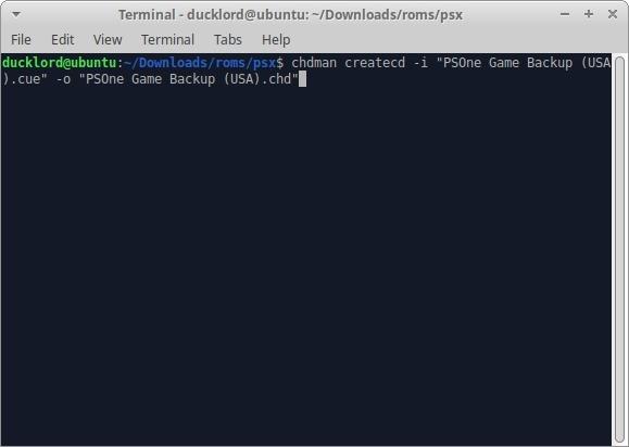 ¿Qué son los archivos Createcd de Chdman Checman?