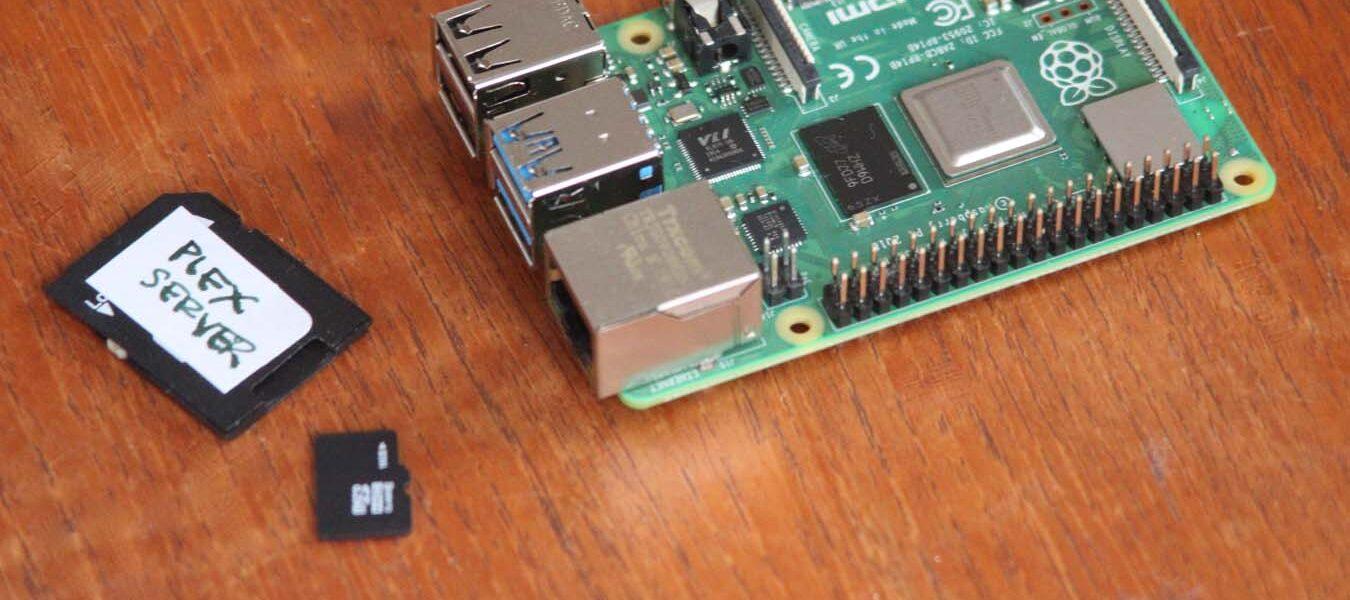 Cómo crear un servidor Plex en Raspberry Pi 4