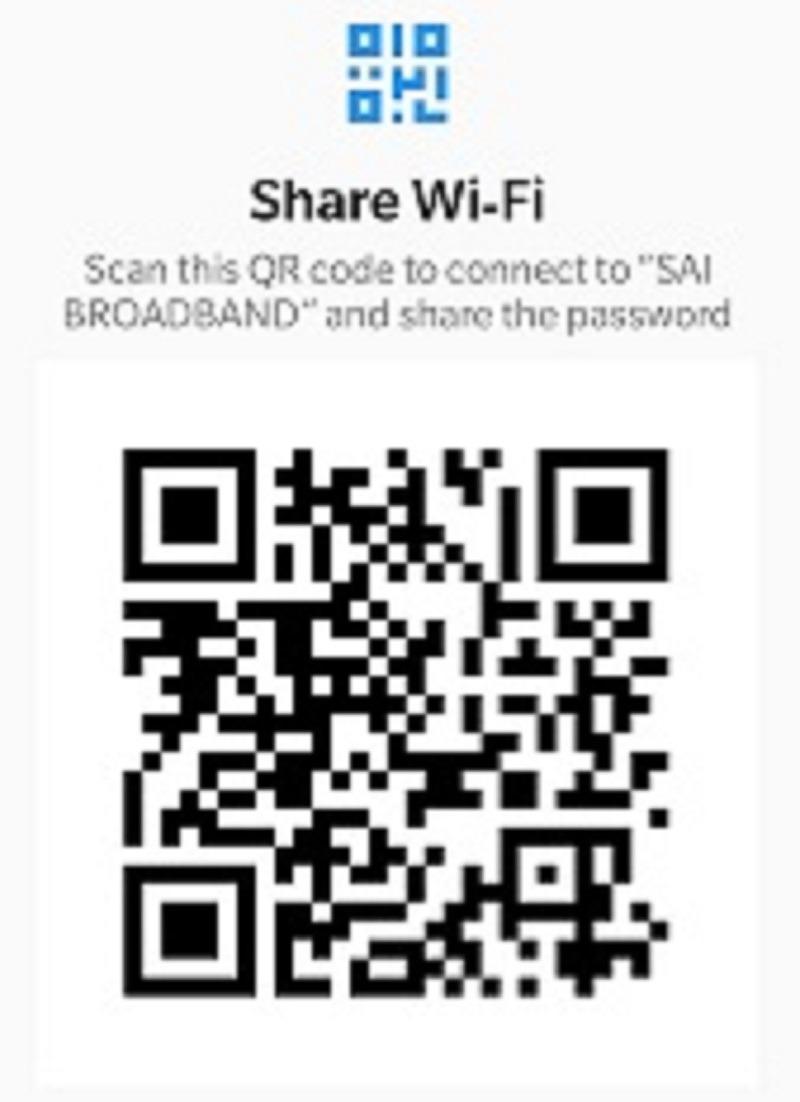 Android        Código Wifi Qr