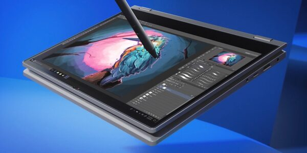 Laptop convertible Lenovo Flex 14 2-en-1 $ 25 de descuento