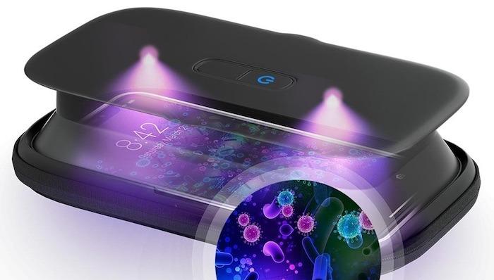 Limpia tus dispositivos Homedics Smart Home
