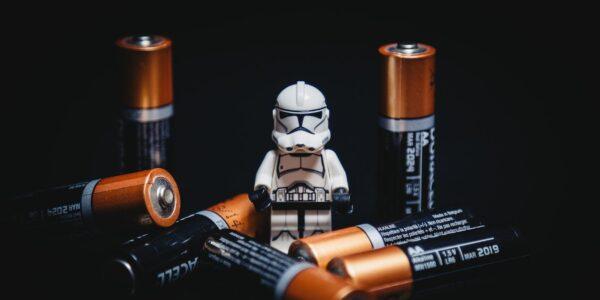 Baterías de grafeno mejoradas: el futuro es ahora