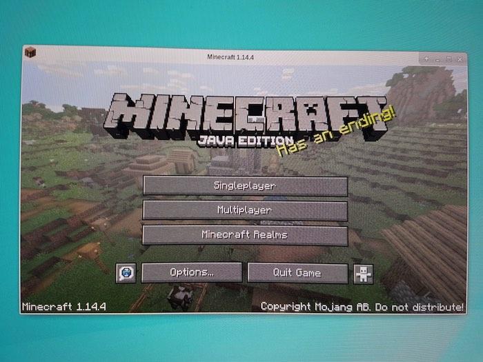 Ahora puede disfrutar de Minecraft: Java Edition en Raspberry Pi.
