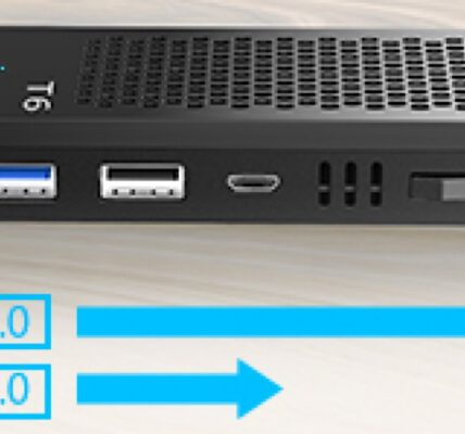 Obtenga $ 20 de descuento en la computadora Mini PC SMALLRT sin llave de ventilador