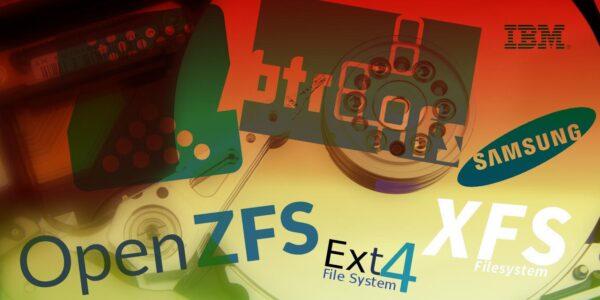 ¿Cuáles son los mejores sistemas de archivos de Linux en 2021?
