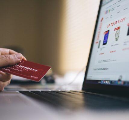¿Qué tiendas en línea se entregan durante el cierre?