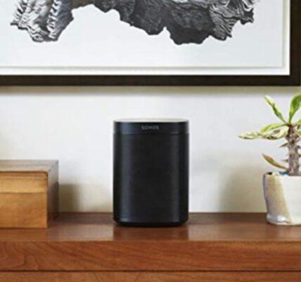 Ahorre $ 50 en su altavoz inteligente Sonos One
