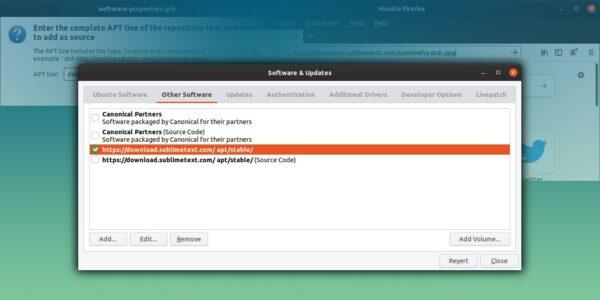 Cómo administrar sus PPA con software y actualizaciones de Ubuntu