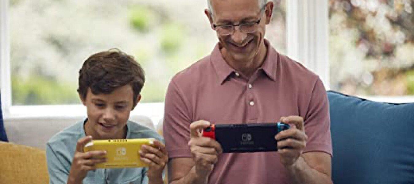 Ahorre $ 17 en el Nintendo Switch Lite Turquoise
