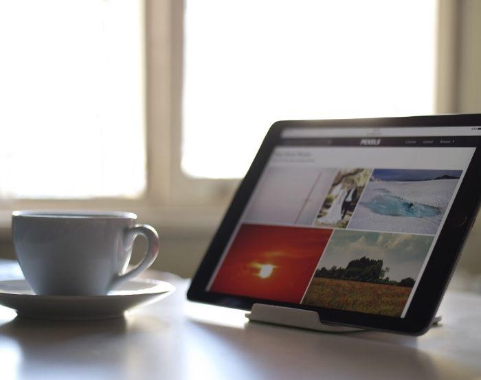 Elija la potencia del monitor portátil
