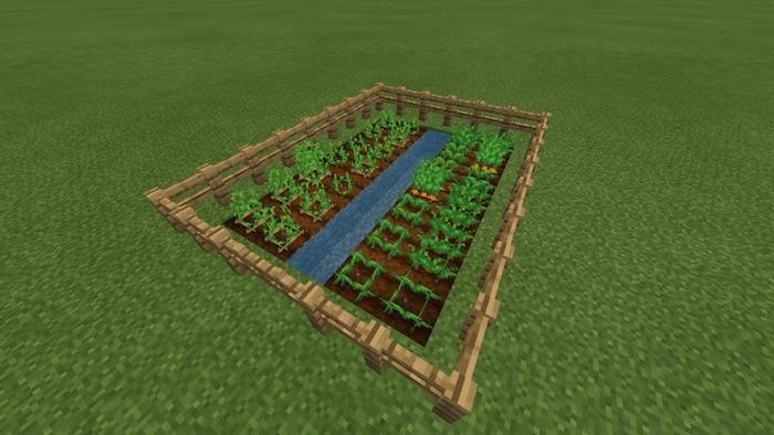 Consejos de Minecraft Nuevos jugadores de la granja