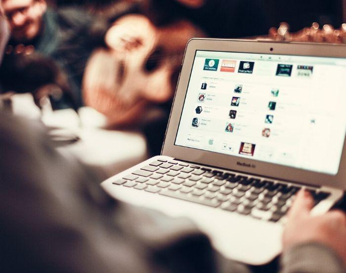 Refrigeración Reducir el calor Macbook Multitarea