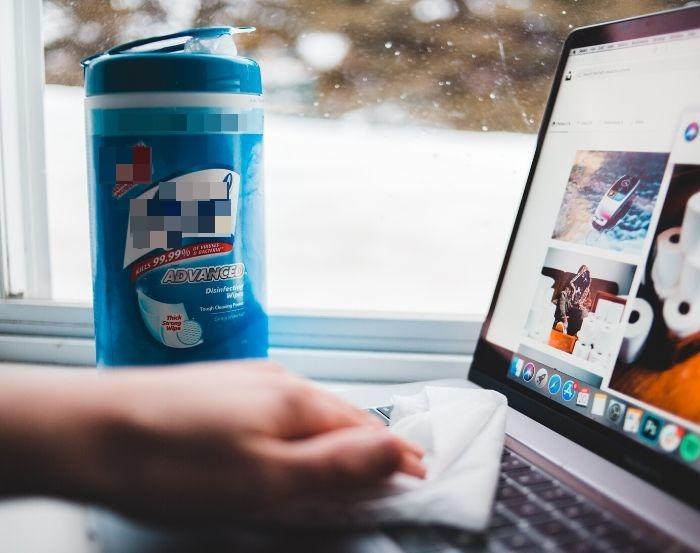 Refrigeración Reducción de calor Macbook Clean