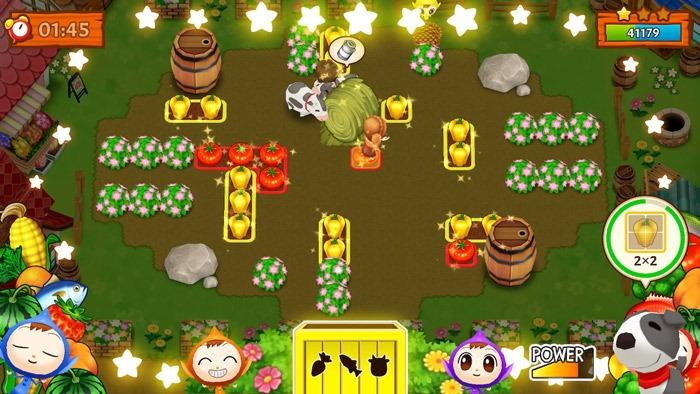 Ios nou Android 2020 Harvest Moon Mad Dash Juegos