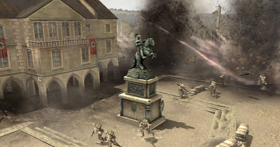 Ios nou Android Juegos 2020 The Company of Heroes