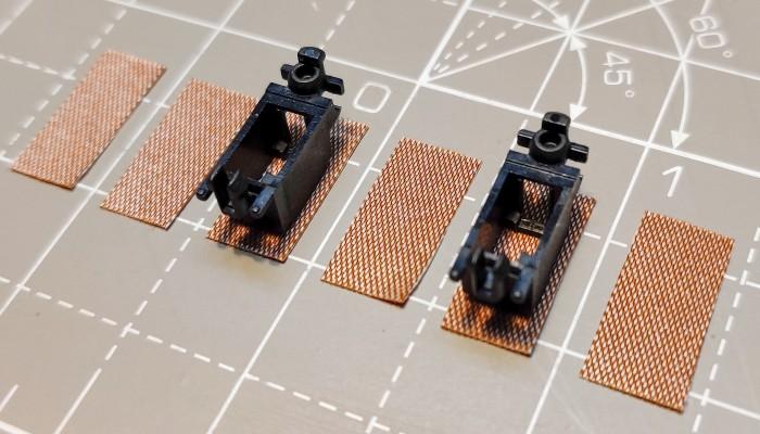 Estabilizador de teclado de modificación 3 2