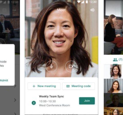 Google Meet versus.  Zoom vs. Skype: ¿Google Meet es bueno?