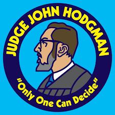 Comedia de podcast de juez