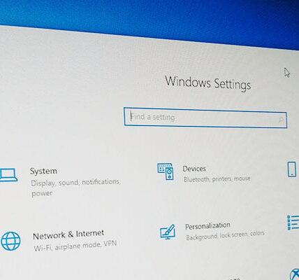 7 configuraciones que debe optimizar después de la instalación Windows diez
