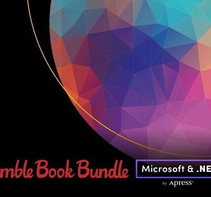 Ahorre con el paquete Humble Book: Microsoft y .NET de Apress