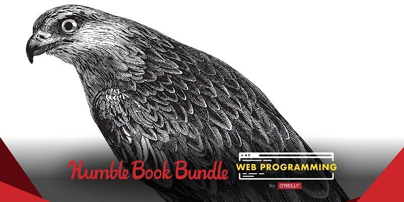 Ahorre con el paquete Humble Book: Programación web de O'Reilly