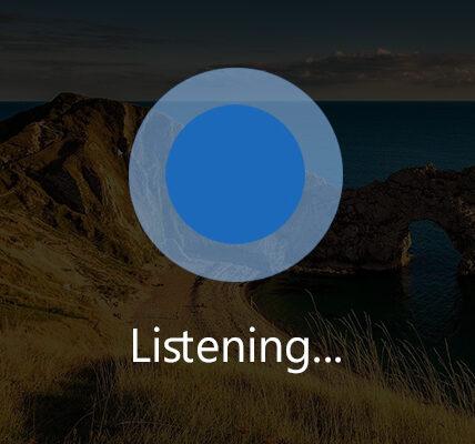 Cómo apagar Cortana en la pantalla de bloqueo Windows diez