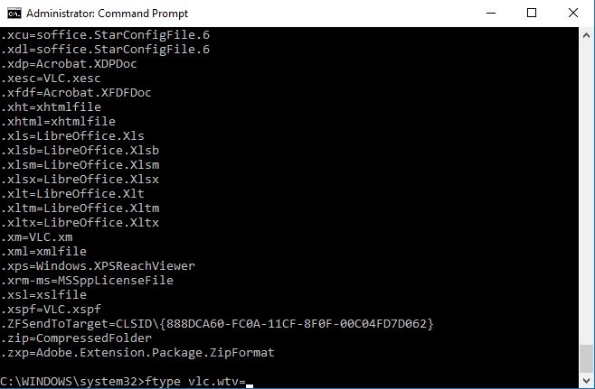 cambiar-restablecer-reemplazar-asociación-archivo-windows-10-ftype-cmd