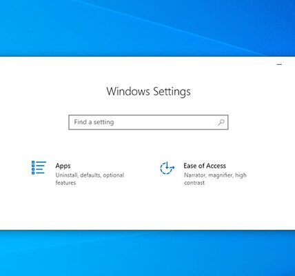 Cómo ocultar ciertas páginas en la aplicación Configuración Windows diez