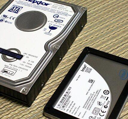 Como se si Windows El sistema tiene un SSD o HDD
