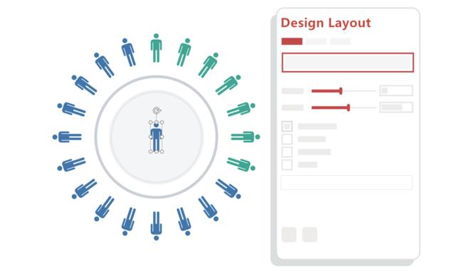 Aspecto del diseño de diapositivas