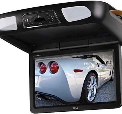 Diviértete con el monitor abatible para coche de BOSS por menos de $ 140