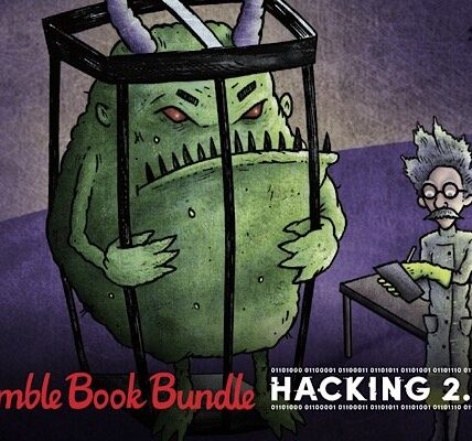 Humble Book: No Starch Press Hacking 2.0 Package