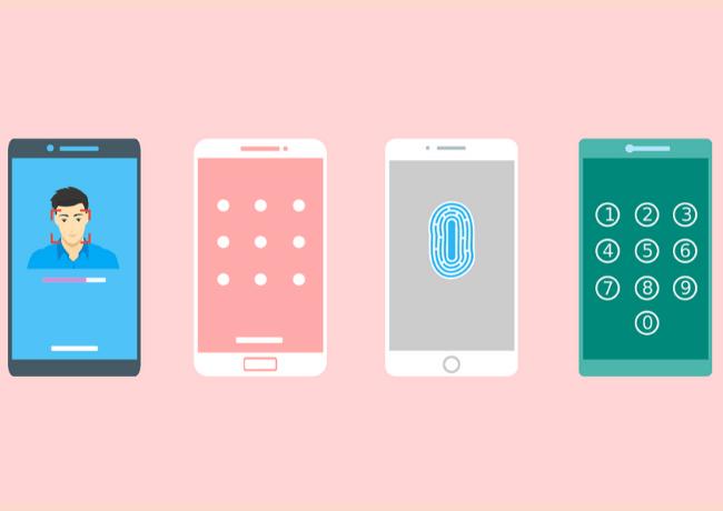 Android        Parche de seguridad Ilustración de seguridad