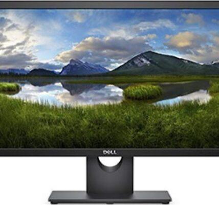 Monitor LED Dell serie E de 23 pulgadas por menos de $ 100