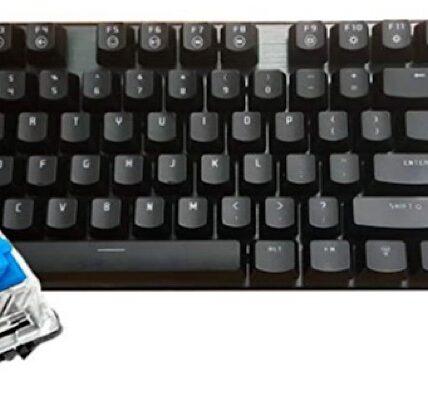 Obtenga el teclado mecánico Rantopad MXX para juegos por menos de $ 65