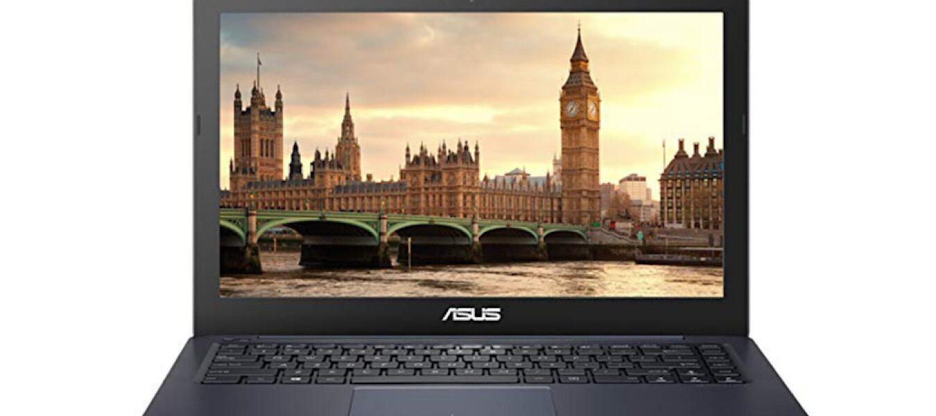Obtenga su computadora portátil ASUS L402YA delgada y liviana por menos de $ 200