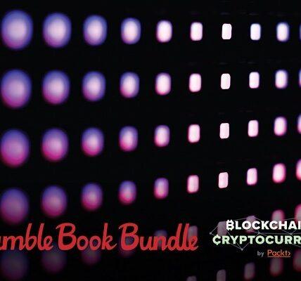 Paquete de libro humilde: Blockchain y criptomoneda por Packt