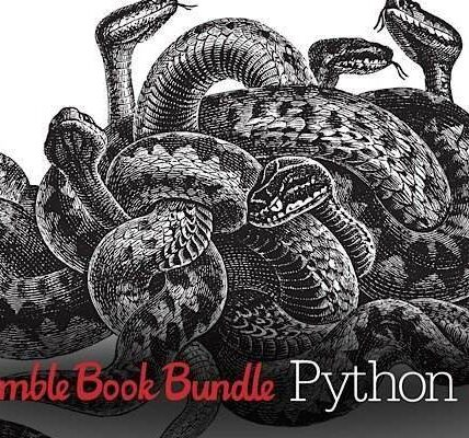 Paquete de libros humildes: Python de O'Reilly