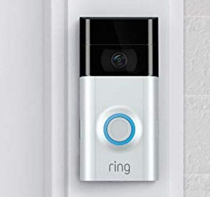 Proteja su hogar con Ring Video Doorbell 2, ahora $ 40 de descuento