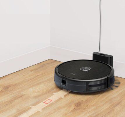 Revisión de dser RoboGeek 20T: Robot aspirador con todo lo que necesita