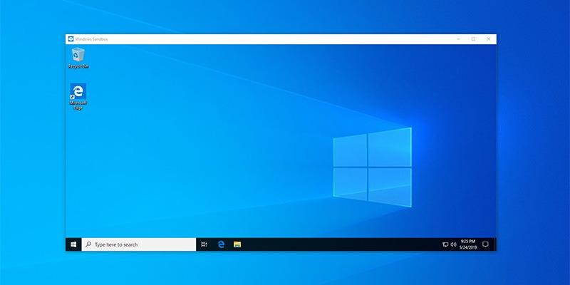 qué es Windows Sandbox y cómo usarlo para ejecutar aplicaciones